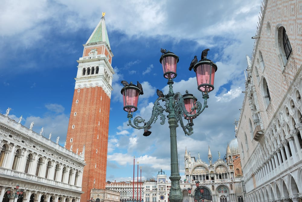 One of the most famous squares in Italy