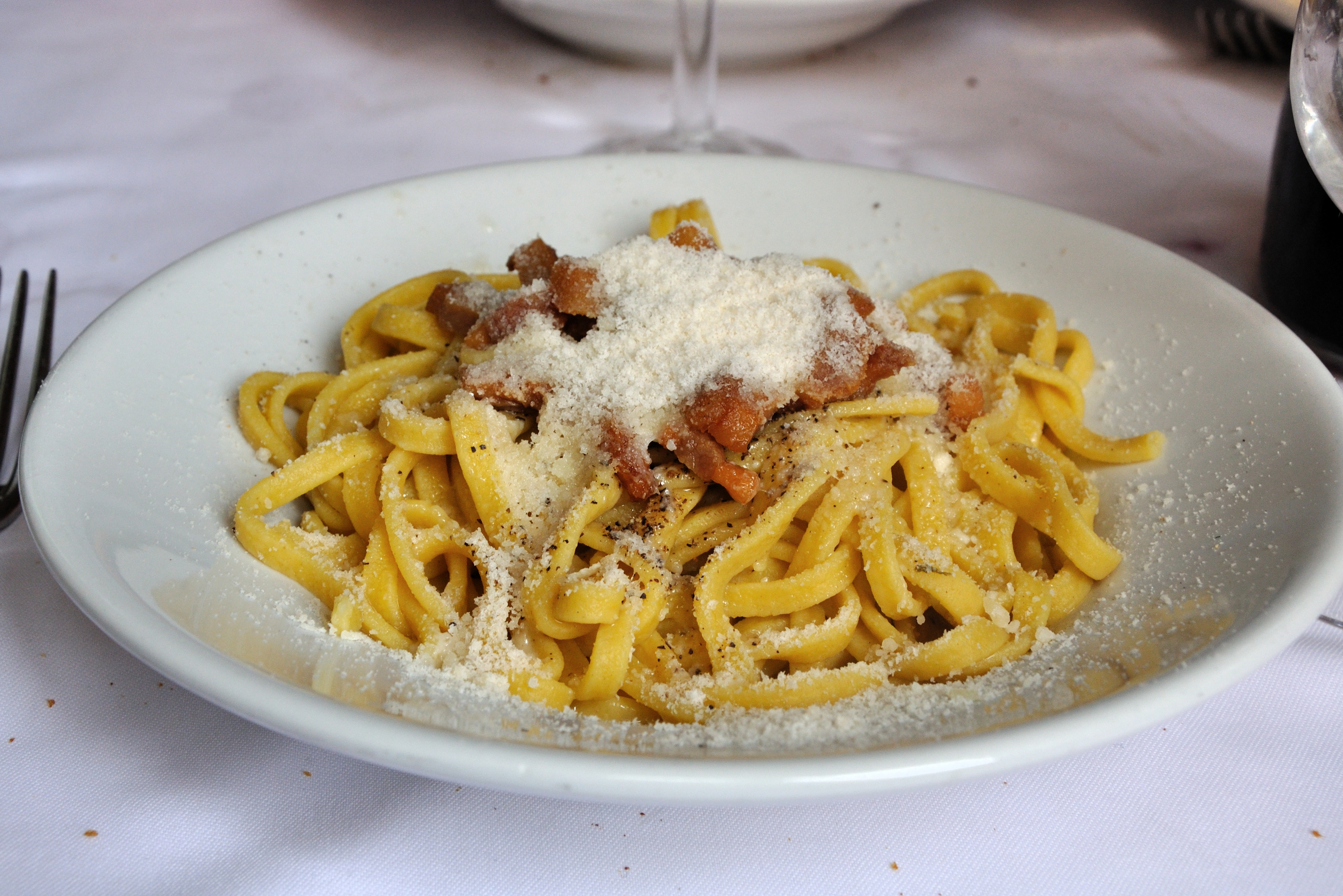 One of the most classic Roman pasta dishes