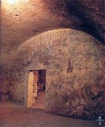 Prison underground in Italy
