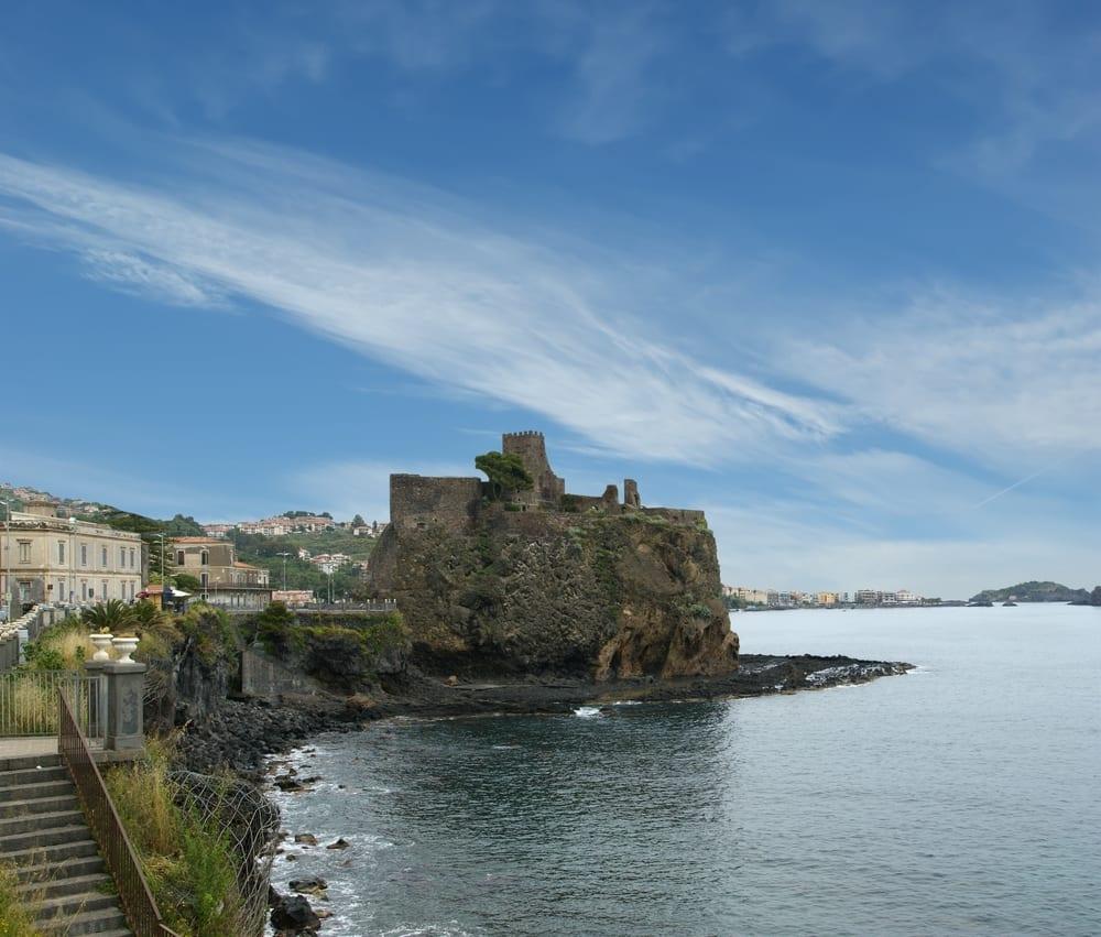 Aci Castello, Sicily - Castle