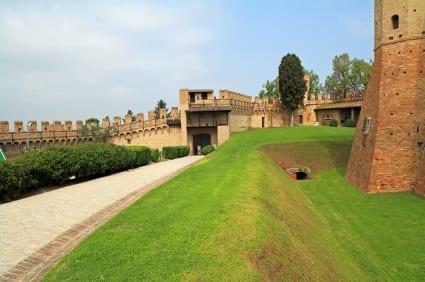 Le Marche, Italy - Gradara Castle