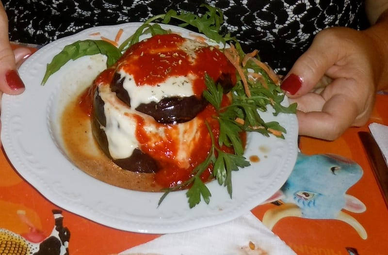Winter dishes in Italy
