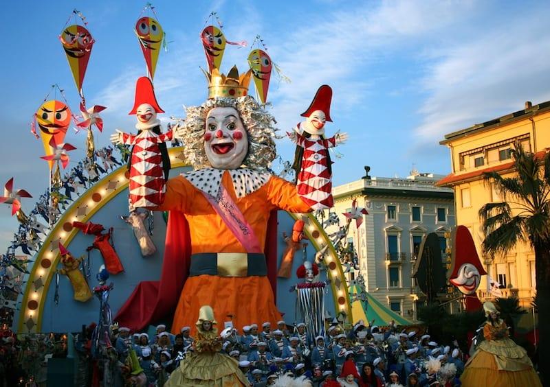 Carnevale in Italy