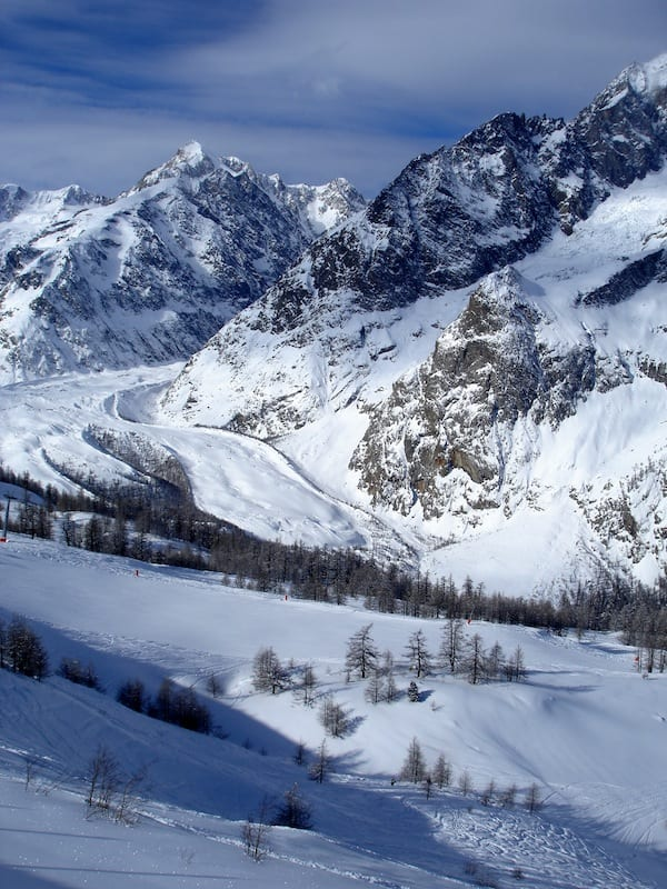 Where to ski in Italy