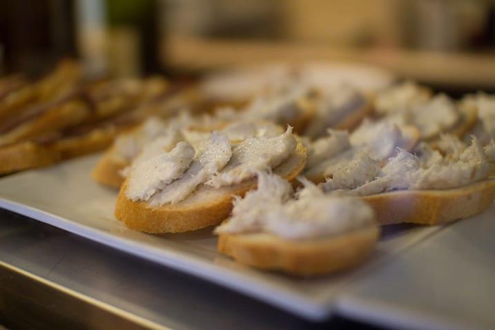 Cicchetti in Veneto | Italian Food
