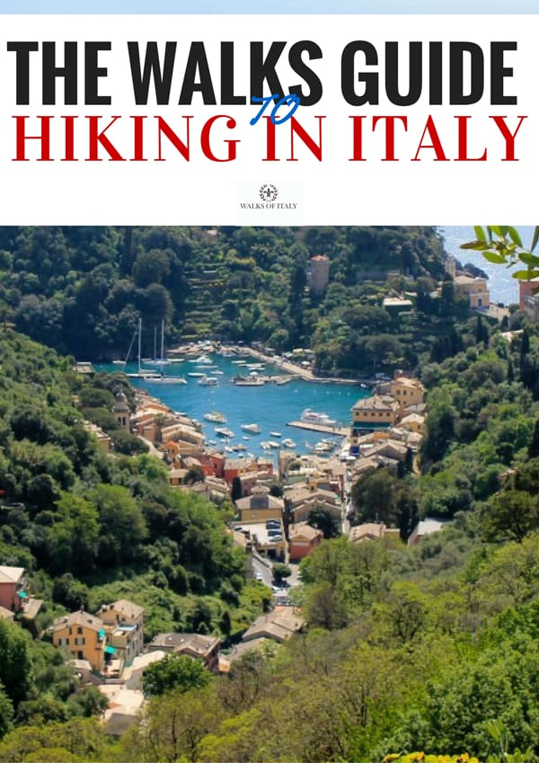 Hiking the Cinque Terre is one of the most amazing things to do in Italy. Find out all about how to hike around the country on the Walks of Italy blog.