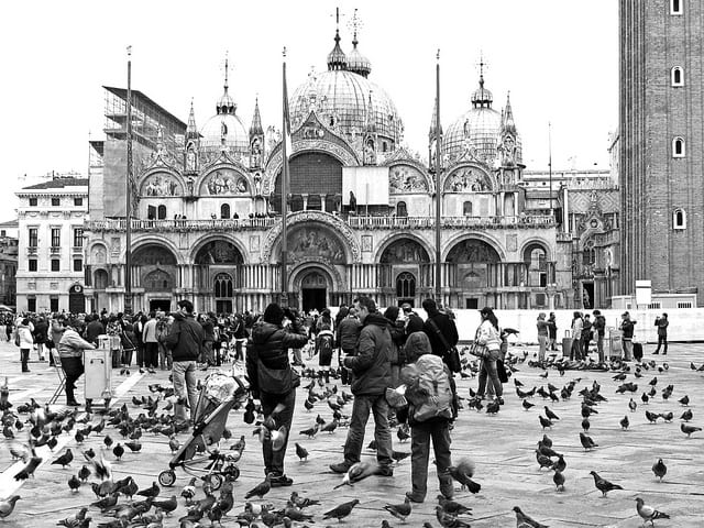 Get an insider's look into the beautiful Venetian Cathedral. Photo by Dimitry B